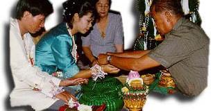 พิธีกรรมประจำชีวิตคนอีสาน: การแต่งงาน