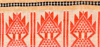 ศิลปินพื้นบ้านและลายผ้าอีสาน